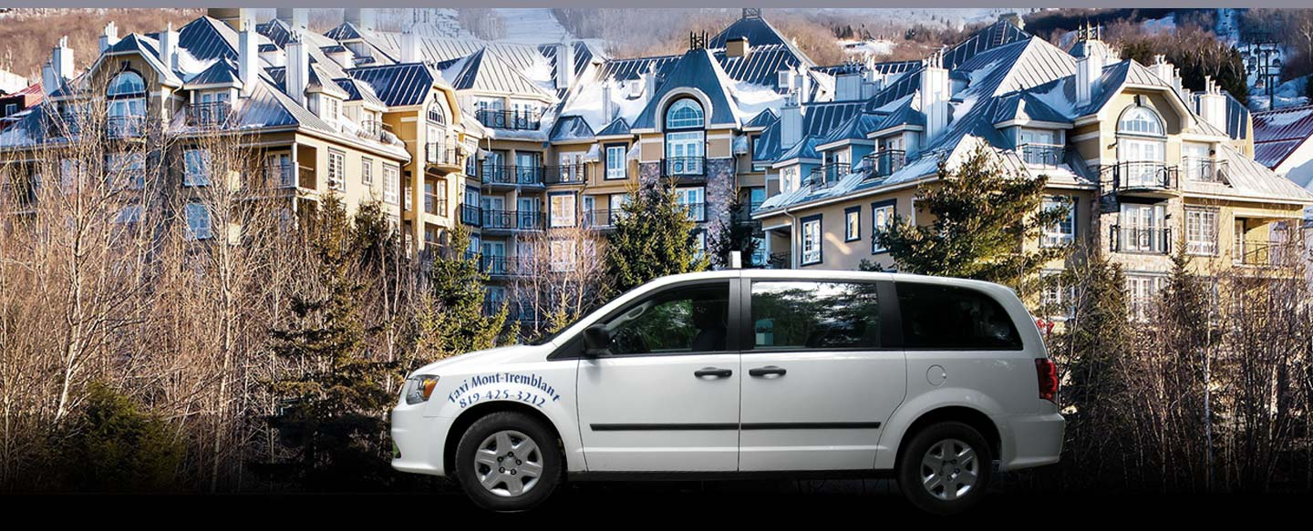 TREMBLANT - Taxi Mont-Tremblant